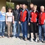 Vereinsausflug der Spiegelauer Badmintonspieler nach Krems