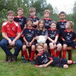 E-Jugend des TSV Spiegelau 2012