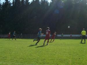 Tobias Schneider und Christian Bartosch machten ein überragendes Spiel!