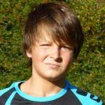 Lukas Schrepel, erzielte unfassbare sechs Tore und machte eine klasse Partie!