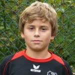 Daniel Kopp erzielte beide Treffer