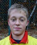 Torjäger Tobi Schneider erzielte die Führung und machte eine ganz starke Partie!