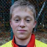 Torjäger Tobi Schneider erzielte vier Tore und machte ein super Spiel!