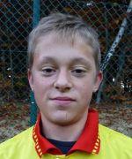 Torjäger Tobi Schneider erzielte drei Tore und machte eine super Partie!