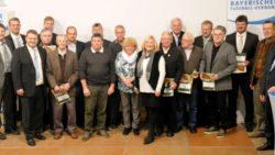 Gruppenbild Ehrenamtspreisverleihung