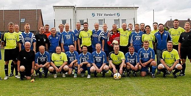 Alte Herren siegt mit 7:6 nach Elfmeterschiessen im Pokal gegen die SG Leiferde/Hillerse