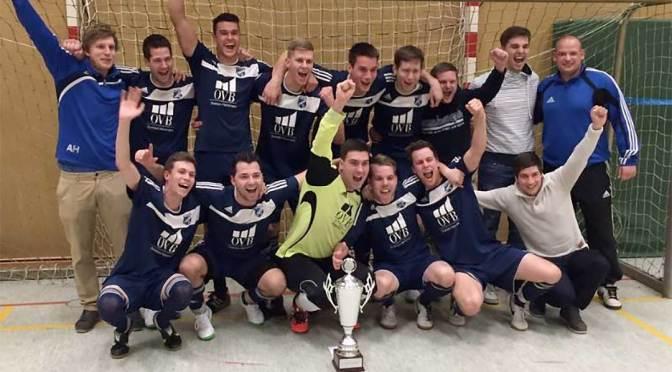 TSV Vordorf ist Sieger des Papenteich Cups