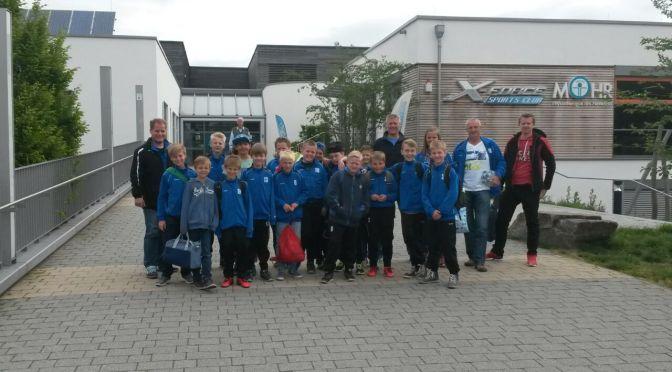 Pfingst Turnier 2015 E Junioren 2004