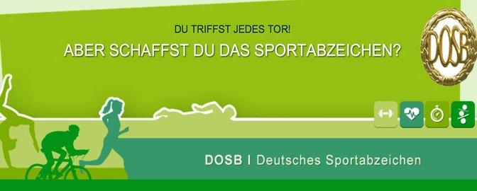 Mannschaft- und Schüler-Sportabzeichen