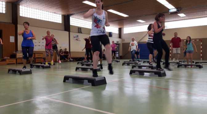 Hallensparten begeistern zum Auftakt der Vordorfer Sportwoche
