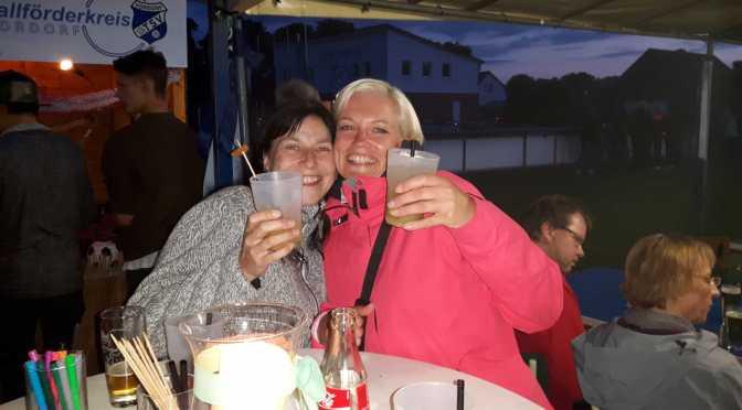 Cocktails und Pastoren??? In Vordorf geht das!!!!
