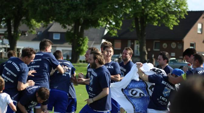 1. Herren starten mit Auswärtssieg in die Punktrunde; 2:1 beim VFL Wahrenholz!!!