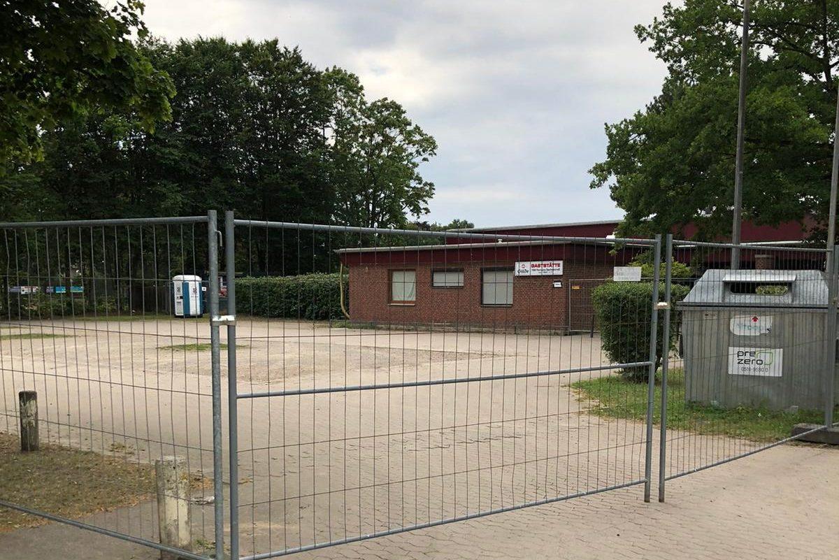 Umbau Parkplatz