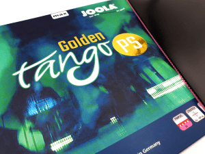 JOOLA Golden Tango PS review