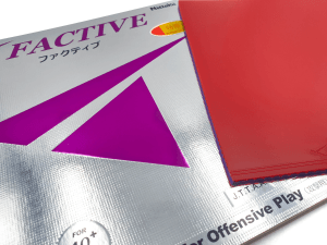 Nittaku Factive Review