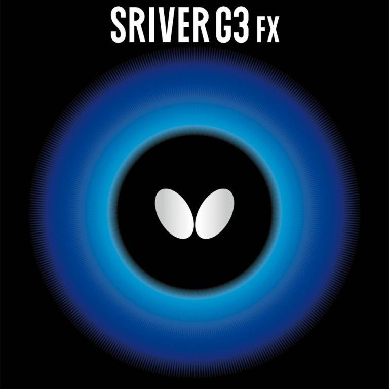 Butterfly Sriver G3 FX