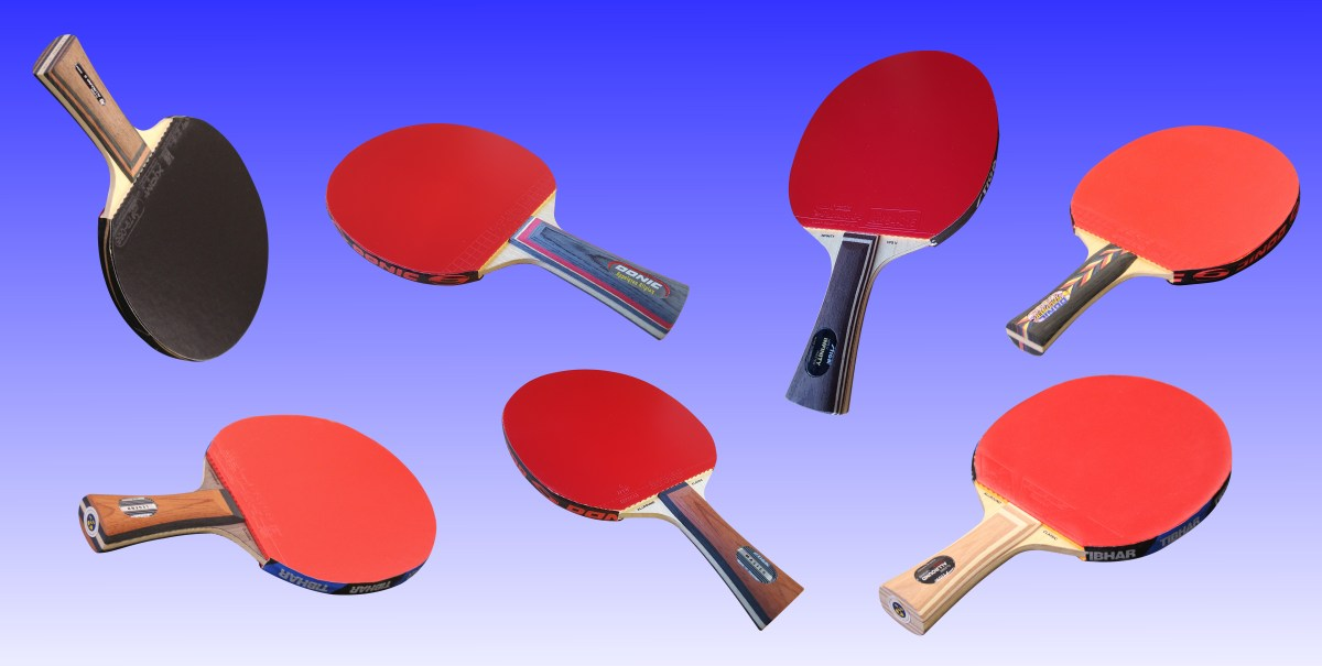 Tischtennisschläger Test 2018 – Die 6 besten Profi Tischtennisschläger im Vergleichstest