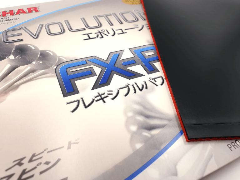 Tibhar Evolution FX-P Test