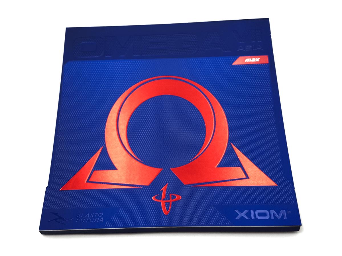 Xiom Omega VII Asia Tischtennisbelag
