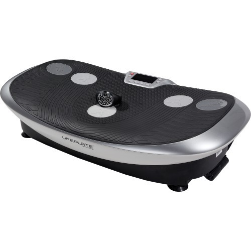 Vibrationsplatte Test
