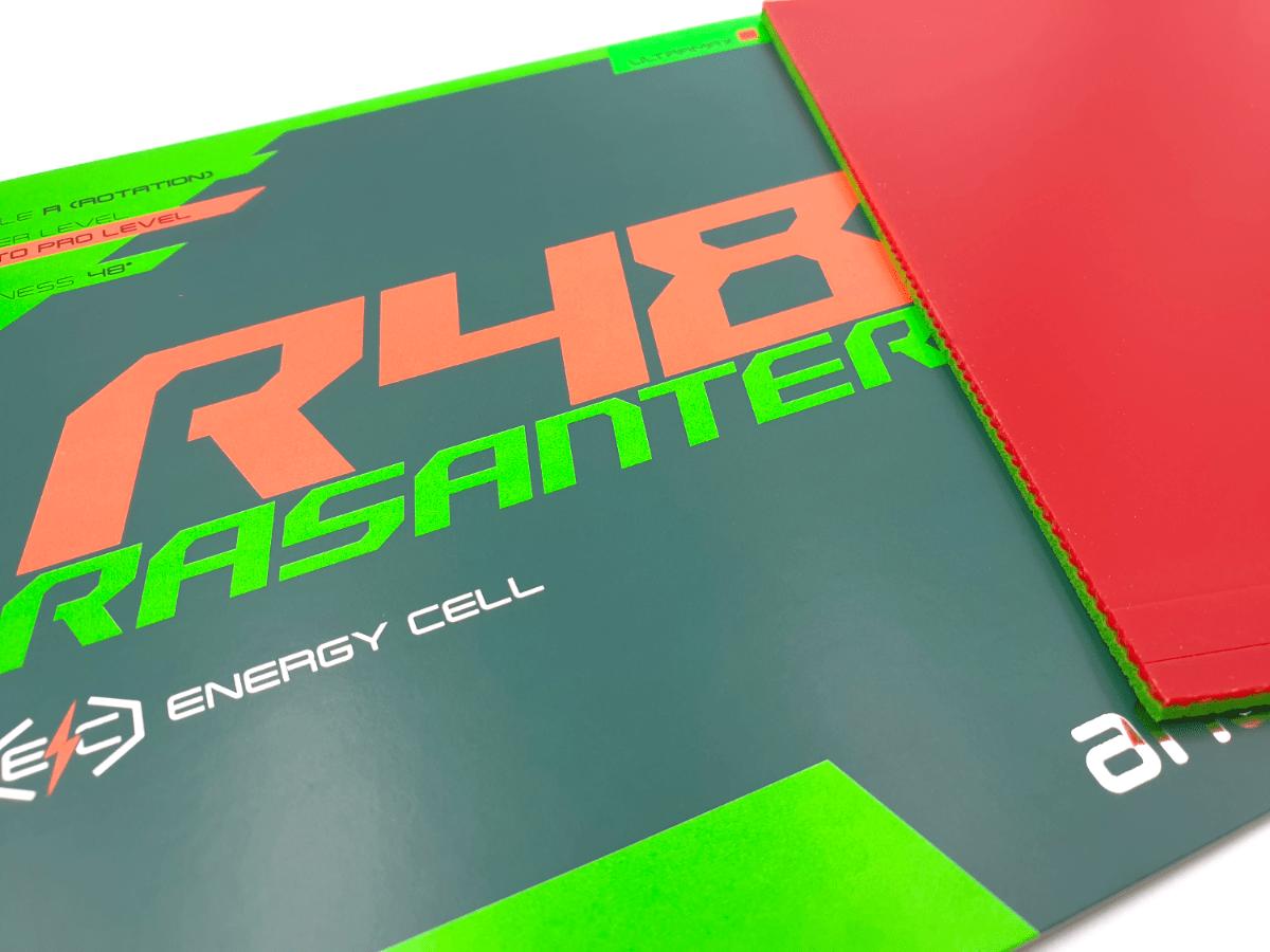 andro Rasanter R48 Test