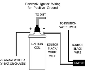 Pertronix Positive Ground Wiring