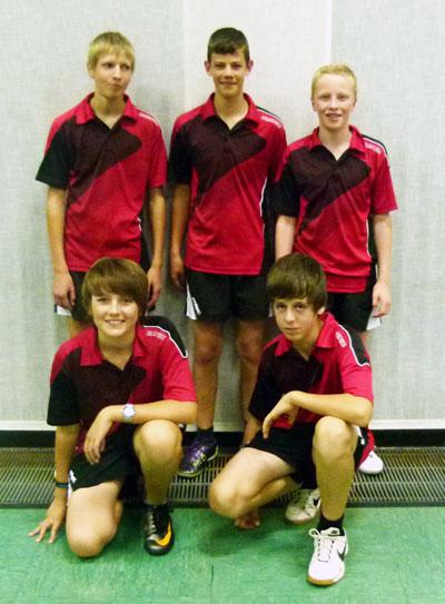 Jungen U18 2011-2012