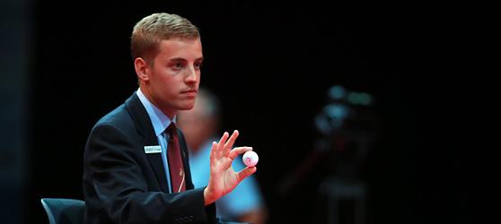 WM-Schiedsrichter zählt Mini-Endspieler des TTC Muggensturms