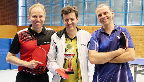 Hartmut Metz, Olaf Grund und Mario Hackel