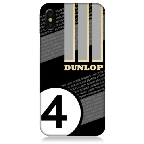 Robert Dunlop JPS Norton Phone Case