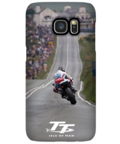Isle of Man TT Bruce Anstey at the Creg Phone Case