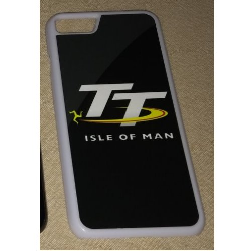 Isle of Man TT Logo Phone Case in Black