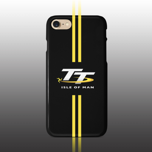 TT Phone Cases - TT Logo Stripes Phone Case