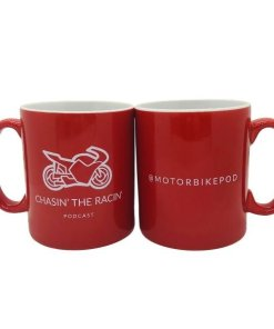 Chasin The Racin Mug
