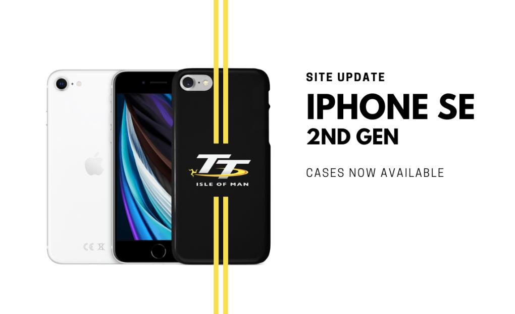 iPhone SE 2nd Generation TT Phone Case