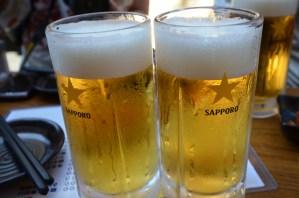 40男のボディ・マネジメント日誌(2011/07/10)昼から浅草でずーっと飲んでたよ!