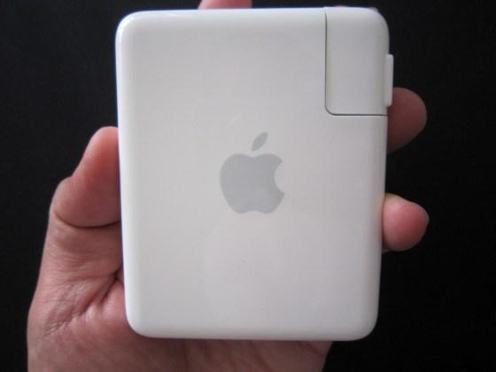 旅行や出張に高速Wi-Fiを連れて行こう! AirMac Expressが凄く良かった!!