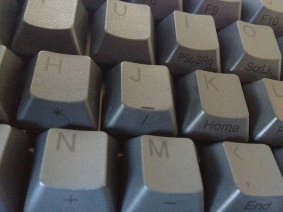 MacのキーボードをHappy Hacking Keyboard Professional JPに変更!