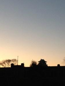 夜明けの大阪ランは美しすぎた! そして今日はDpub 4!「デイリーたちばな」 2012年2月11日版