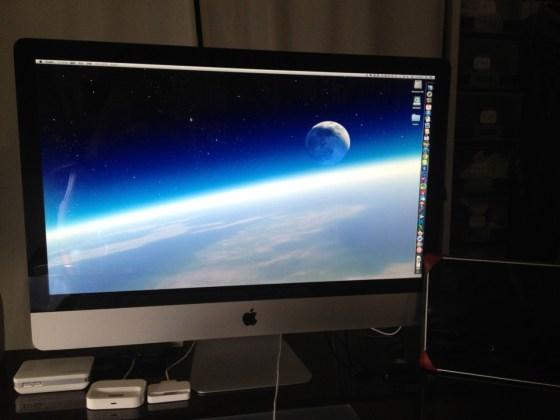 Mac OS X 10.8 Mountain LionをiMacにクリーンインストールしたら色々大変だった顛末記