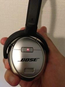 BOSE QuietComfort 3を定価の半額以下で新品に交換する方法(一年保証つき)