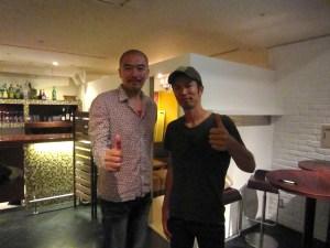 """四角大輔さんをお招きしてトークライブ """"ID-4"""" 超熱気で開催しました!皆さまありがとうございました!!"""