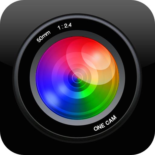 OneCam — シャッター音が消せる!万能 iPhone カメラアプリ!! [定番iPhoneアプリ紹介]