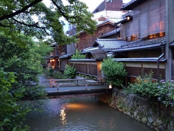 高野山の帰りに京都で一泊しました!
