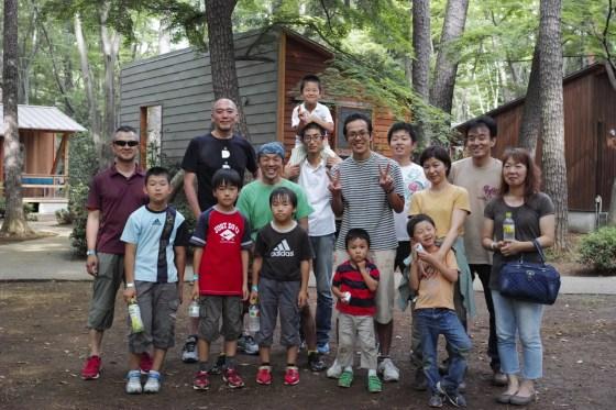第一回 1day CAMP @ 清水公園に参加してきた!肉だらけのBBQ楽しかった!!