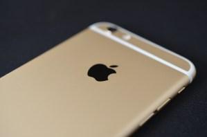 iPhone 6 ゴールド 写真多数!開封の儀! — 見よ!美しき流線型と色濃き黄金のフォルムを!!(おまけ付き)
