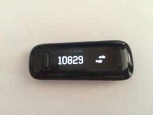 Fitbit One リセット方法 — Fitbit Oneがフリーズして動かなくなったのでリセットしたら直った!!