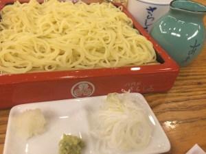 麻布十番 更科堀井 の 季節限定の「柚子切り」そばが超美味で大喜びしてきた!!