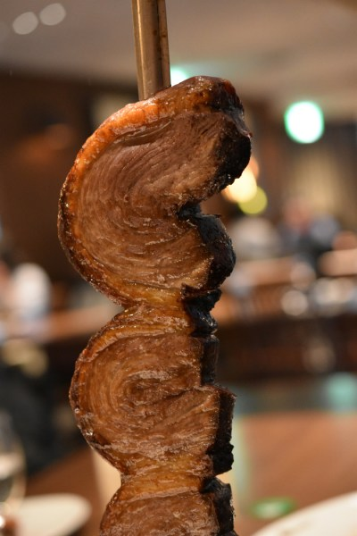 バルバッコア 六本木ヒルズで肉を浴び続ける食べ放題ランチ!! まさかの!止めるまで出続ける「わんこ肉塊」!![麻布グルメ]