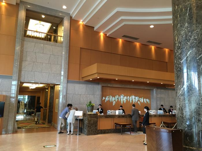 ANAクラウンプラザホテル富山 〜 富山市中心部にそびえる高層ホテル 眺望が抜群で素晴らしかった!! [2016年6月 北陸旅行記 10]